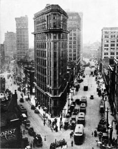 1921 atlanta flat iron