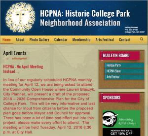 HCPNA Home Page