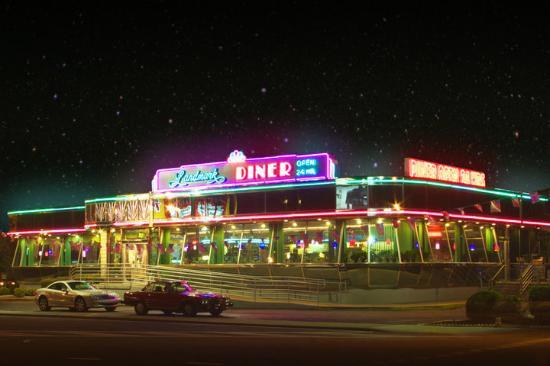 Landmark diner kevin s