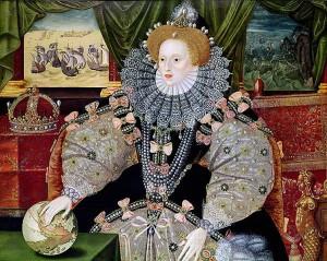 The Armada Portrait of Queen Elizabeth