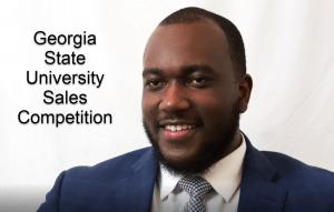 GSU sales competition explained