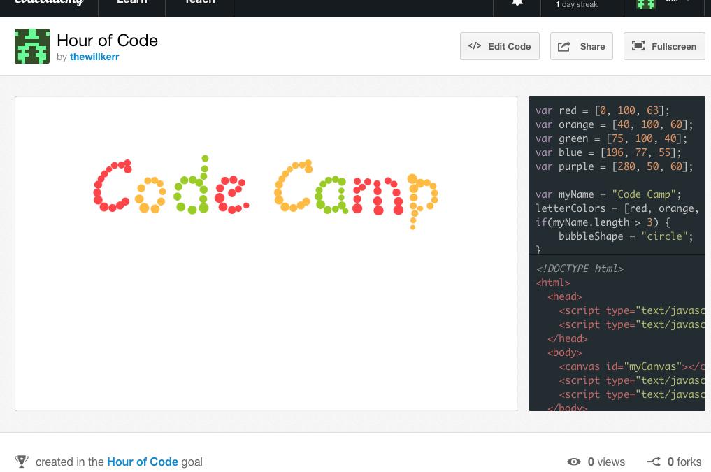 Code Camp: Javascript – Session 2