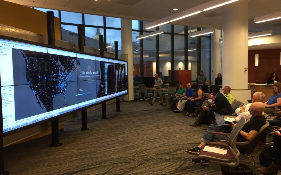 Tableau Day Follow up and Data Viz User Group Meetup