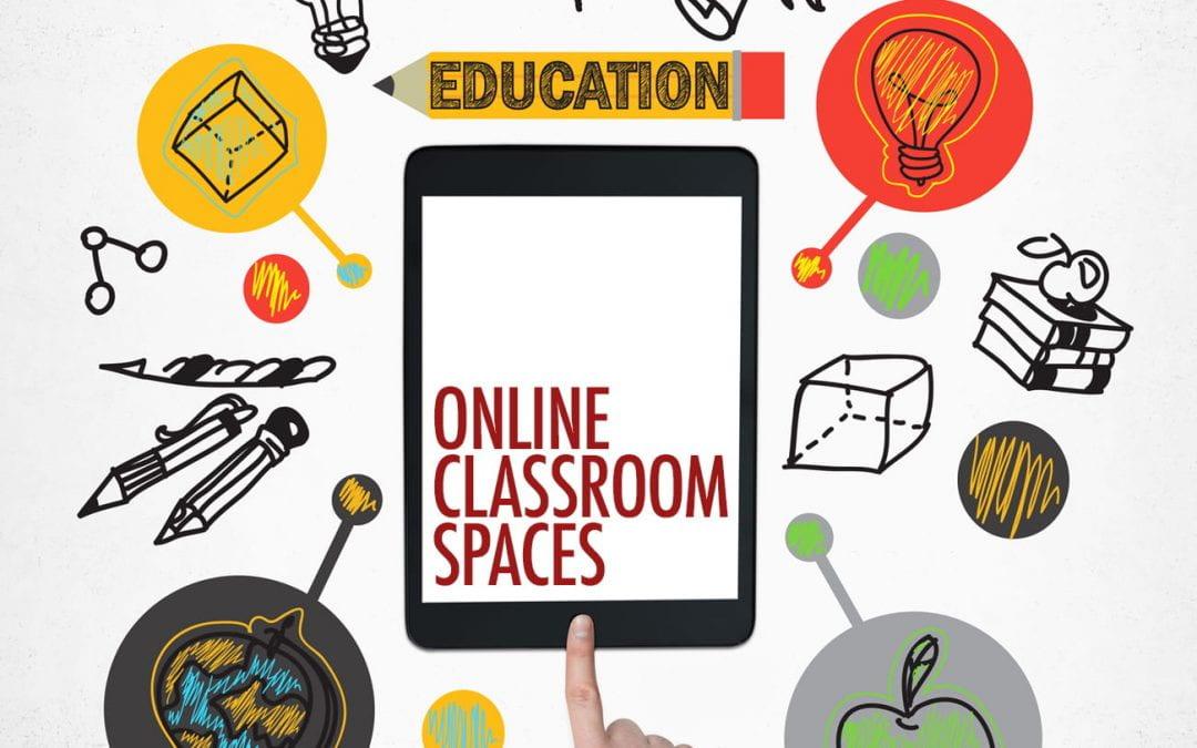 Online Classroom Spaces