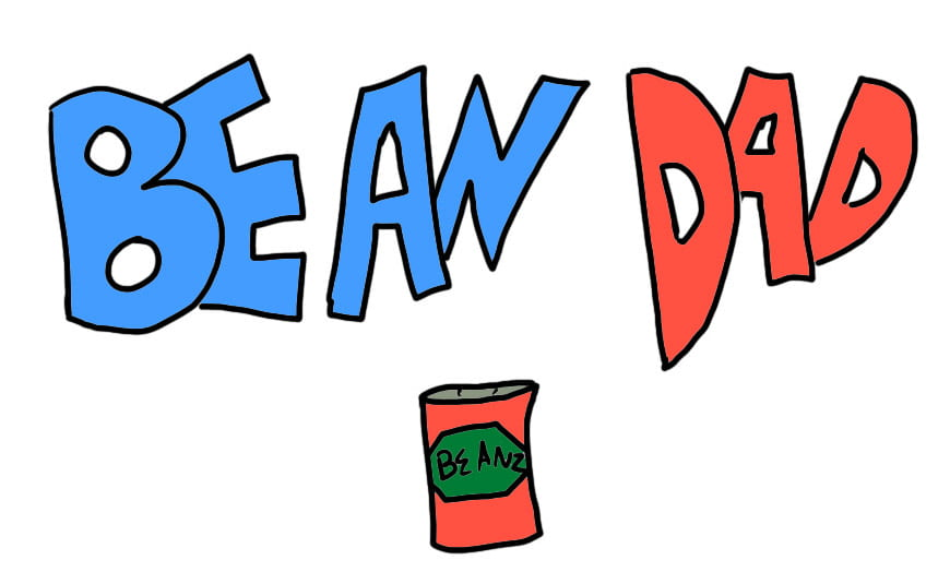 Bean Dad Title