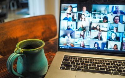 Starting Off on the Right Foot: Building Community in Online Learning