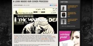http://www.thewalkingdead.com/category/comics/