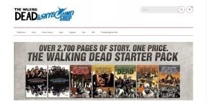 Walking Dead picture store