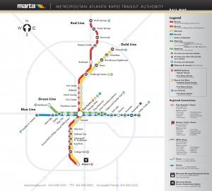 39.75x35.75 Gold Line Rail Map070210