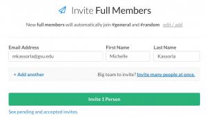 InviteSlack