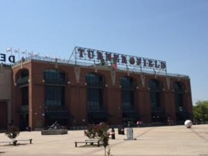 Turner Field Entrance