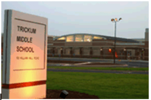 Picture of a middle school