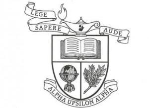 AUA Logo (B & W)