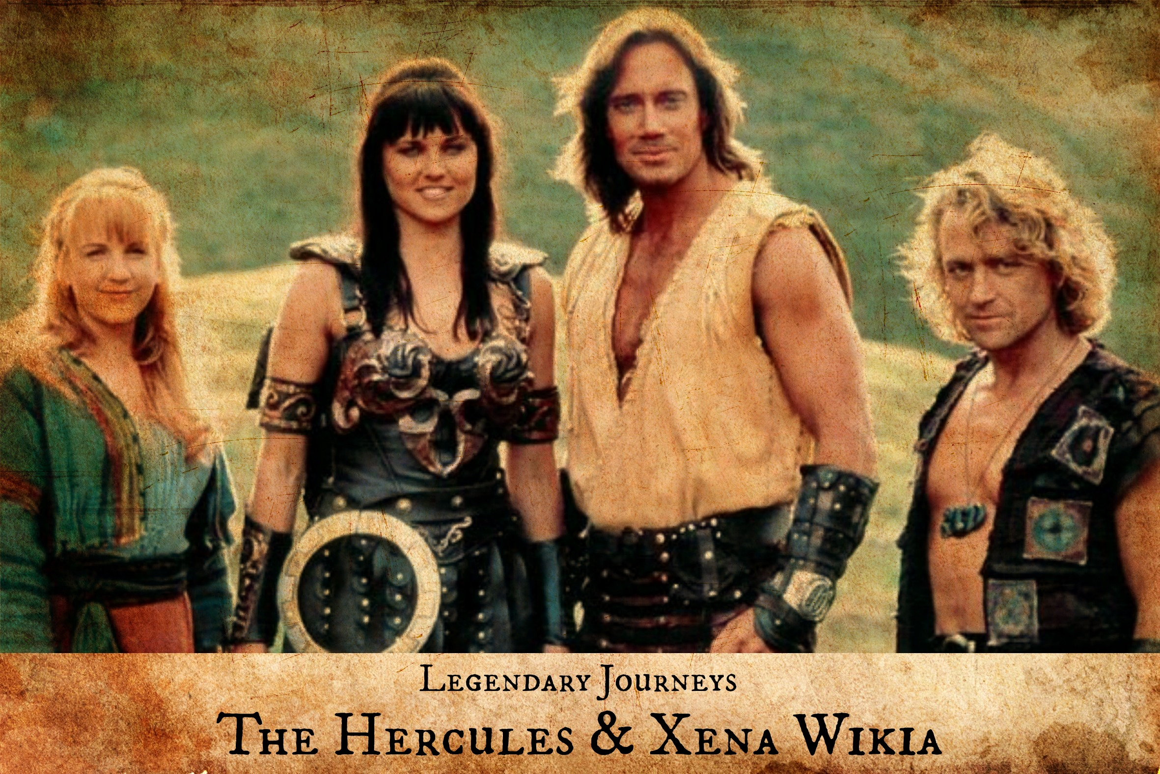 Example of Xenaverse. Sourced from: