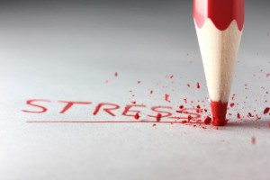 Excessive stress can easily become a cause of PTSD. Image sourced from: Medical Daily.