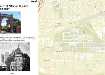 A Walkthrough of Atlanta's Historic Oakland Cemetery