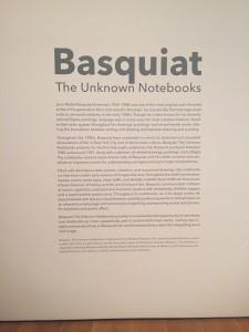 Basquiat Intro