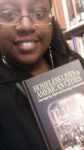 Library North 4th Floor Webb, Philip. Homeless Lives in American Cities: Interrogating Myth and Locating Community. First edition. 2014. Print.