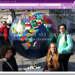 Screenshot of Slide 4; Photo credit: agnesscot.edu