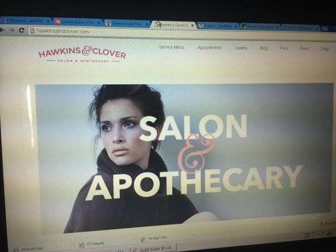 """Atlanta's """"Best"""" Hair Salon"""
