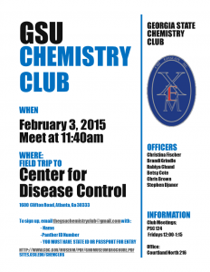 CDC flyer