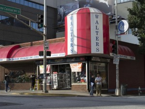 Walters Clothing is an Atlanta institution that's attracted celebrities -- and confrontation.