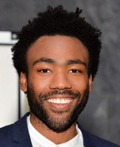 Image of Donald Glover - in case no one knows who he is.