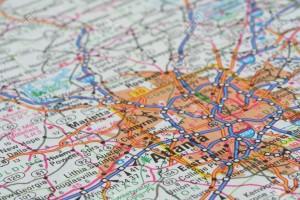map atl roads