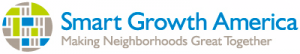 Logo for Smart Growth America