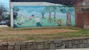 real mural