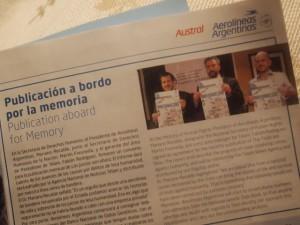 Aerolineas Article