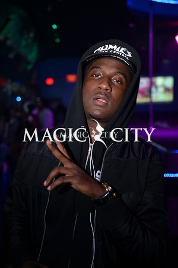 Magic City Strip Club Outside