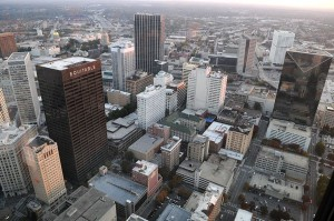 """Celeste, Eric. """"Solving Downtown's Homeless Problem Begins with Taking the Red Pill 