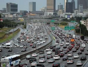 """Study: Atlanta Traffic 7th Worst in Nation."" Writ. Jay Black. News 95.5 AM750 WSB. Atlanta. 13 Feb. 2013."