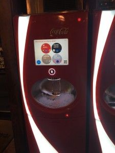 Zaxby's Drinking Machines