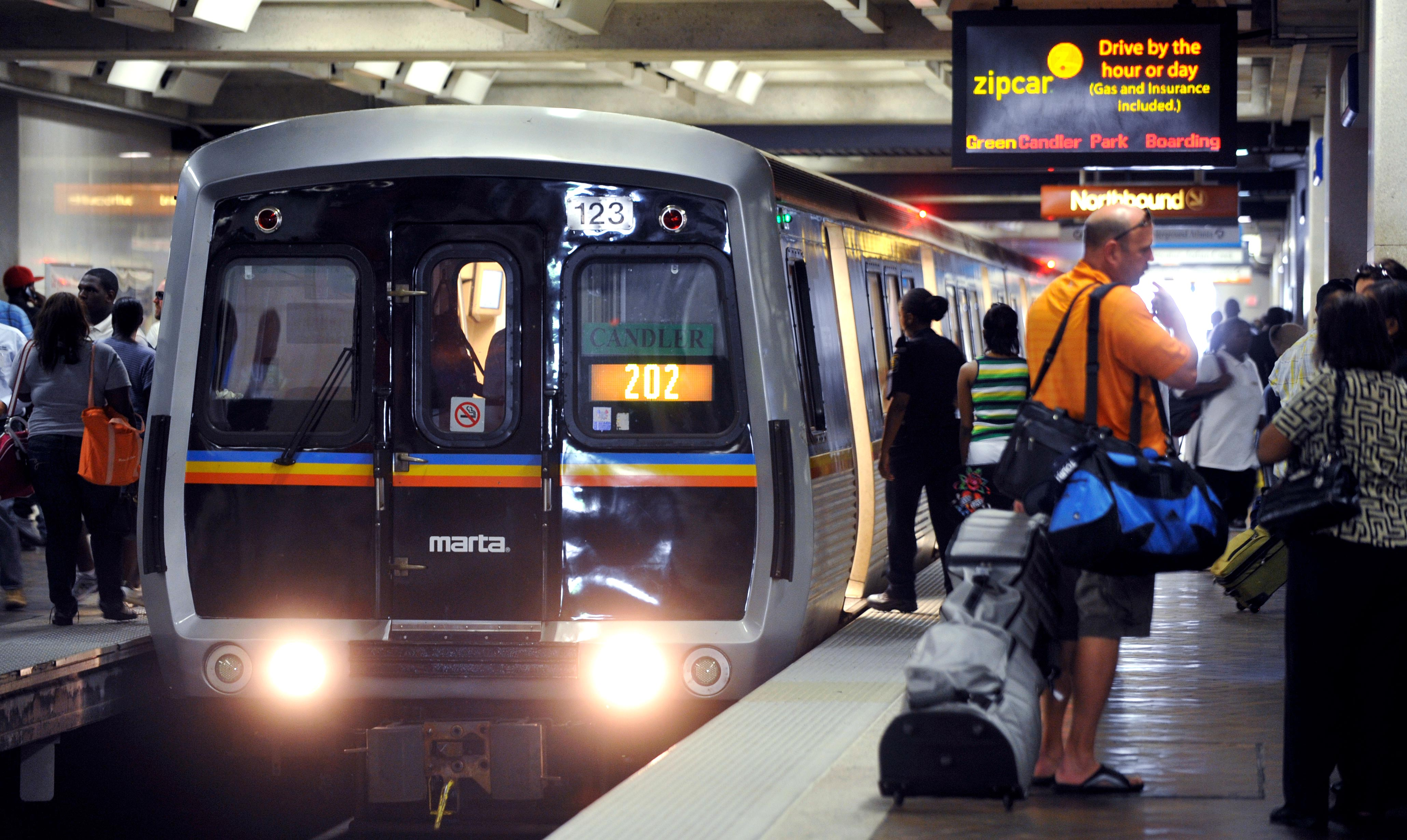When MARTA to get new trains