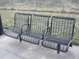 Just a regular bench