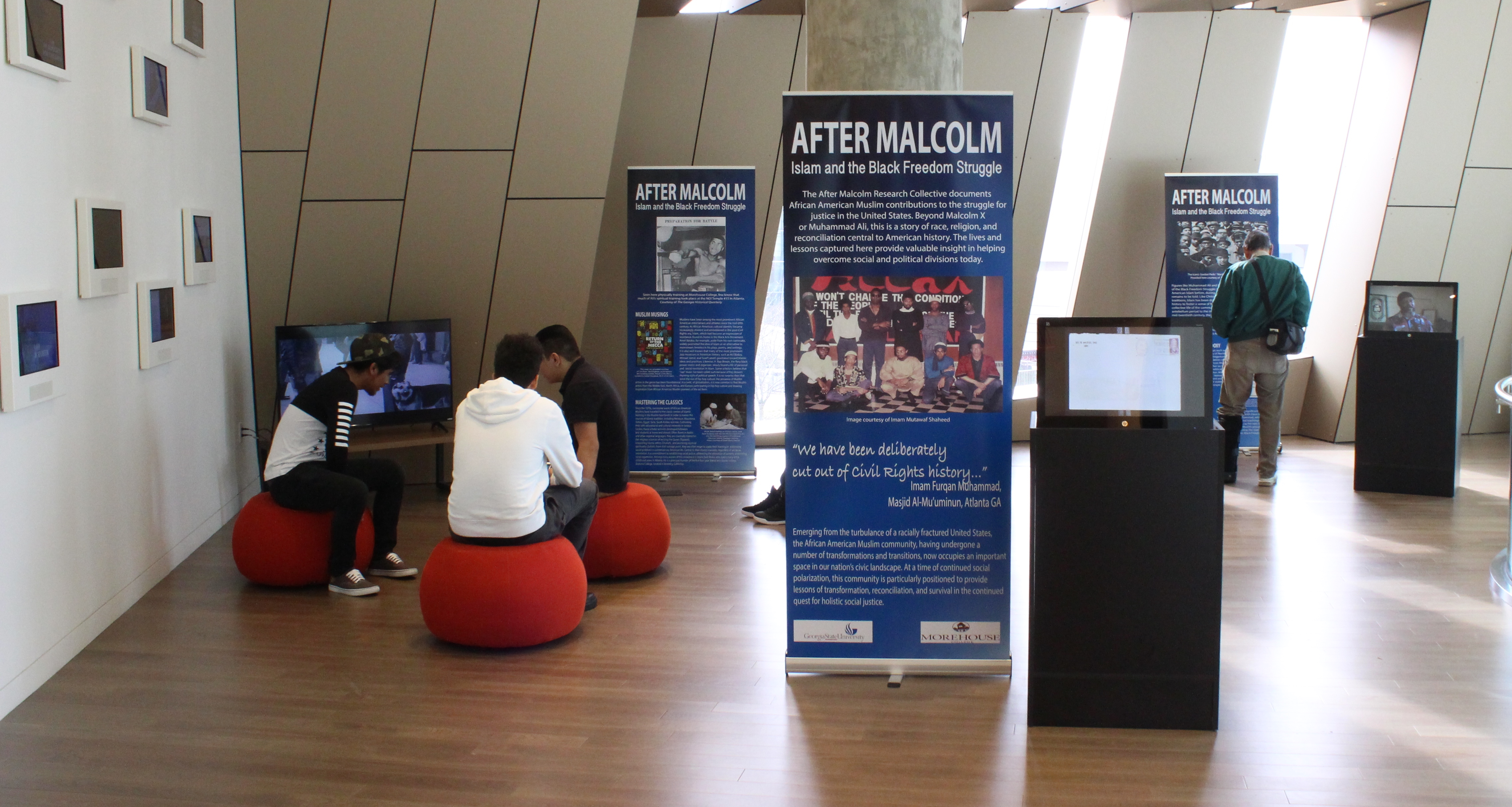 After Malcolm Project to Exhibit at National Civil and Human Rights Museum