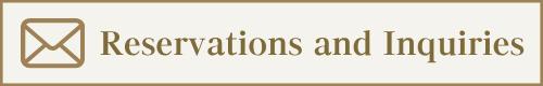 Reservation · Inquiries