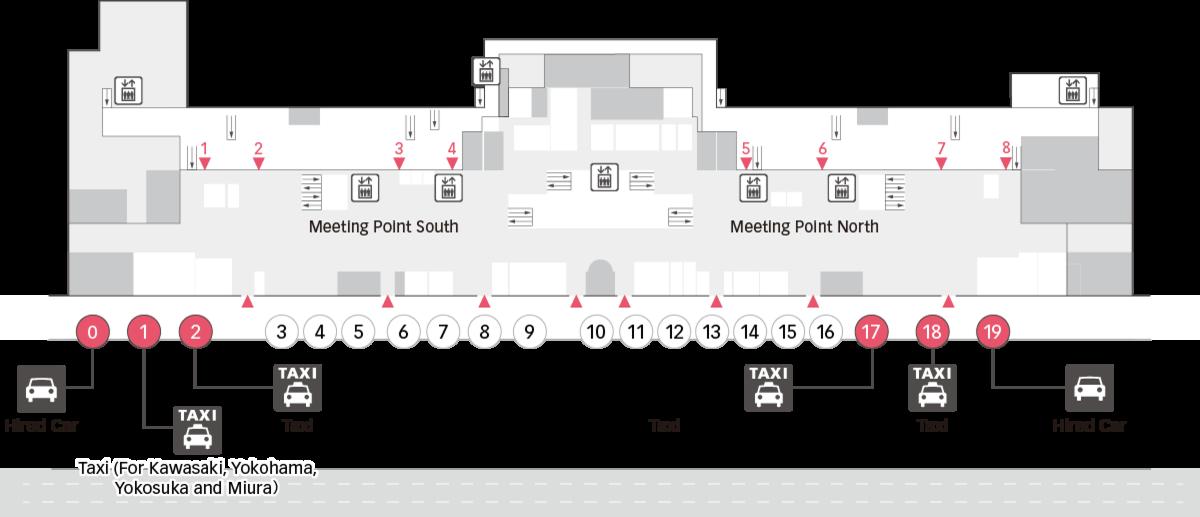 第1航廈 地圖 圖像