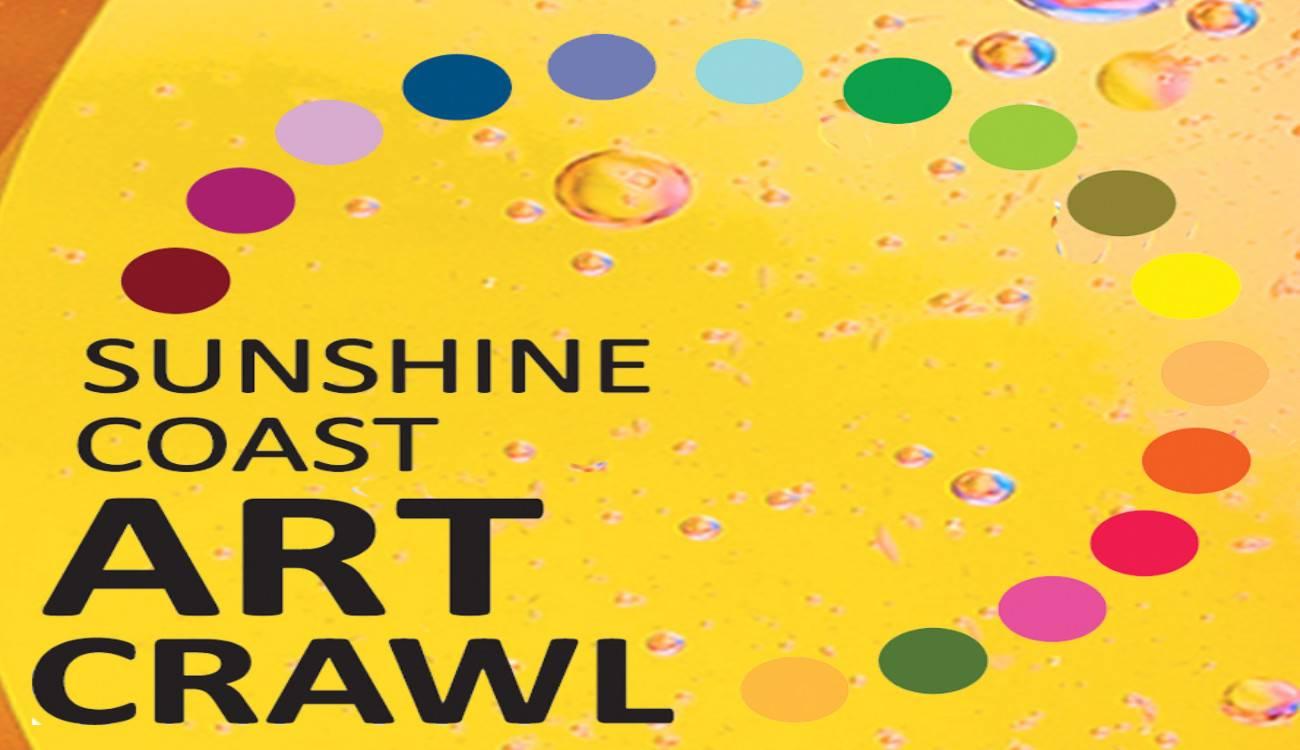 Sunshine Coast Art Crawl 2020
