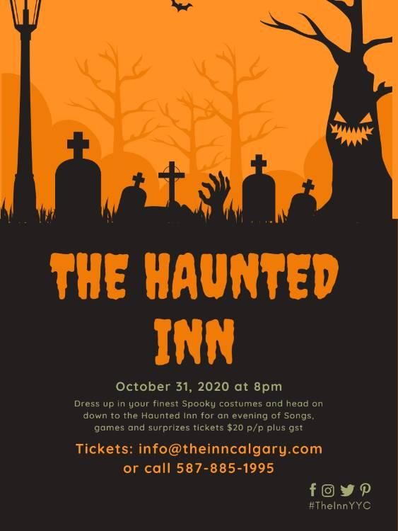 The Haunted Inn