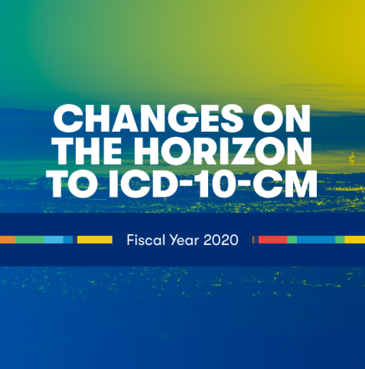 Changes On The Horizon To Icd 10 Cm For Fiscal Year 2020 Vitalware