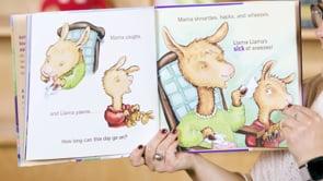 Screencap taken from Preschool Storytime Online - Episode 17