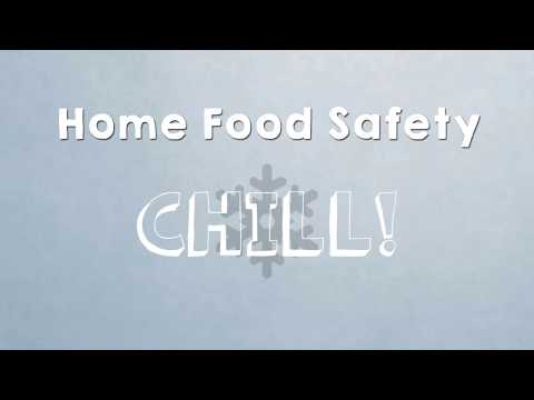 Screencap taken from Home Food Safety - Chill!