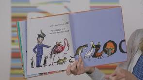 Screencap taken from Preschool Storytime Online - Episode 12