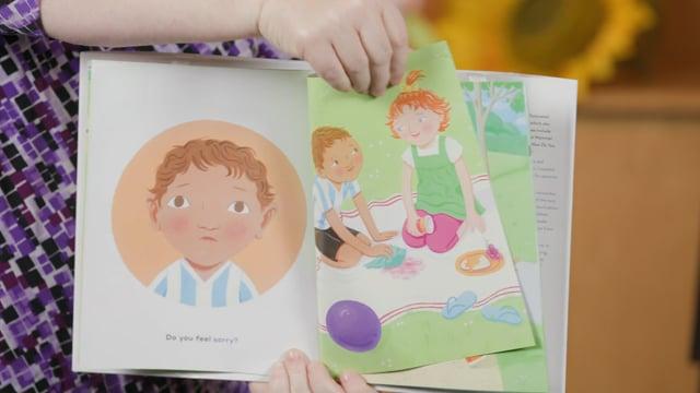 Screencap taken from Toddler Storytime Online - Episode 21