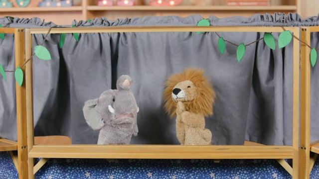 Screencap taken from Preschool Storytime Online - Episode 23