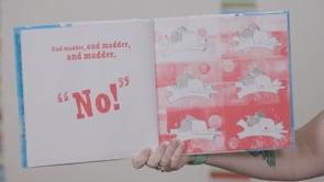 Screencap taken from Toddler Storytime Online - Episode 8