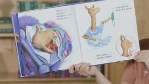 Screencap taken from Preschool Storytime Online Episode 7